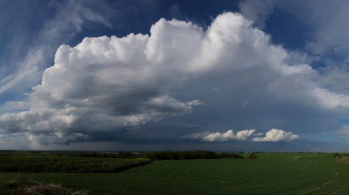 Panorama supercely - autor: Tomáš Novotný