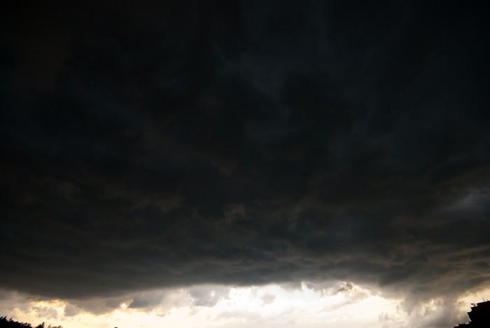Pod shelf cloudem - autor: Matěj Grék