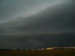 Blížící se bouřkový systém - autor: Luboš Opalecký