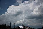 Cumulonimbus supercely - autor: Luboš Opalecký