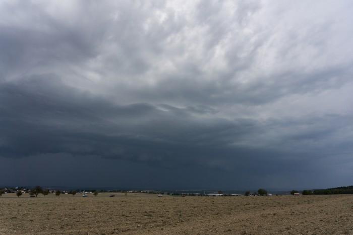 Blížící se bouřka 2 - autor: Luboš Opalecký