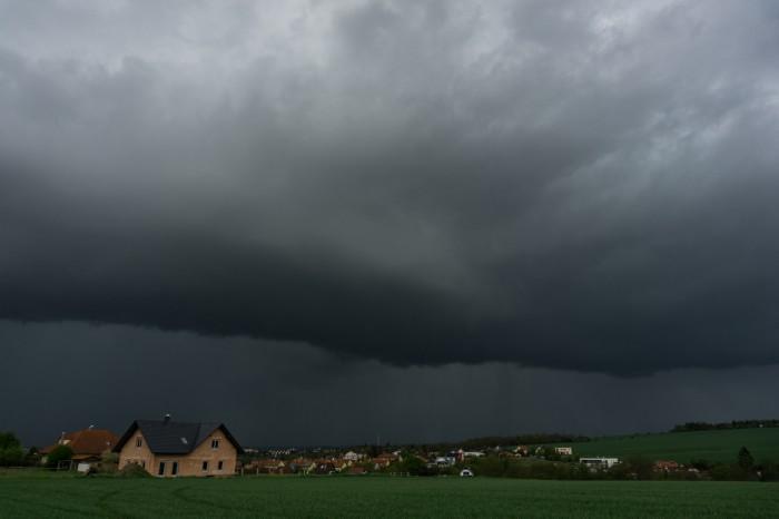 Před příchodem bouře 03 - autor: Luboš Opalecký