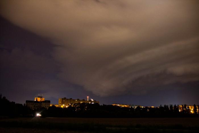 Jižní konec bouřky - autor: Luboš Opalecký