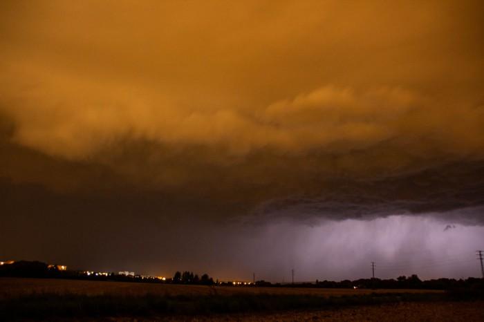 Čelo bouře 2 - autor: Luboš Opalecký
