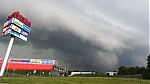 Přicházející bouře - autor: Dagmar Müllerová