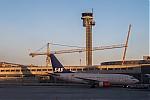 Řídící věž na letišti Oslo Gardermoen - autor: Dagmar Müllerová
