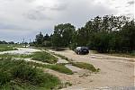 Blesková povodeň po přechodu supercely - autor: Dagmar Müllerová
