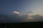 Pomalu slábnoucí bouřka se startujícím ATR - autor: