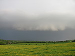 Shelf cloud - autor: