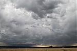 Rozpadající se bouřka - autor: Dagmar Müllerová