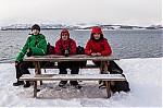 3 polárníci :-) - autor: Dagmar Müllerová