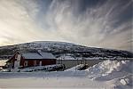 Rybářská chata po cestě do Sommarøy - autor: Dagmar Müllerová
