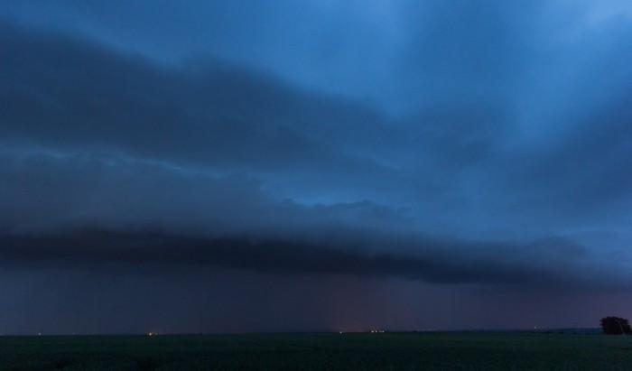 čelo bouře - severovýchod - autor: Dagmar Müllerová