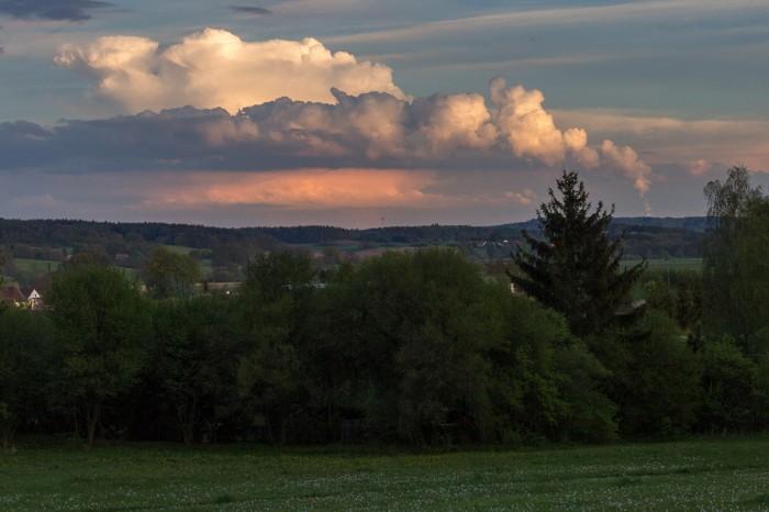 Vzdálený cumulomibus a cumulus