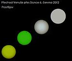 Přechod Venuše přes Slunce - autor: Lukáš Větříšek