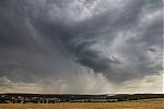Slábnoucí bouřka - autor: Tomáš Chlíbec
