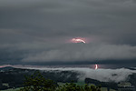 Blížící se bouřka - autor: Tomáš Chlíbec
