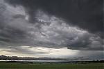 Roll cloud si to maže směr západ - autor: Tomáš Chlíbec