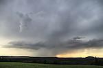 Přicházející bouřka - autor: Tomáš Chlíbec