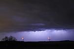Blížící se třetí bouřka - autor: Tomáš Chlíbec