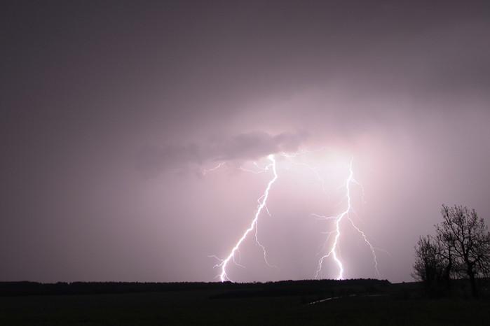 CG na zadní straně bouřky - autor: Tomáš Chlíbec