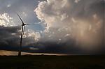 Bouře na odchodu 1 - autor: Jan Džugan