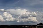 První bouřka nad Brdy - autor: Jan Džugan