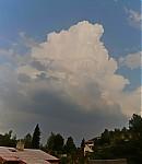 Vznikající bouřka - autor: Jan Džugan
