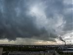 Bouřka později - pohled na západ - autor: Jan Džugan