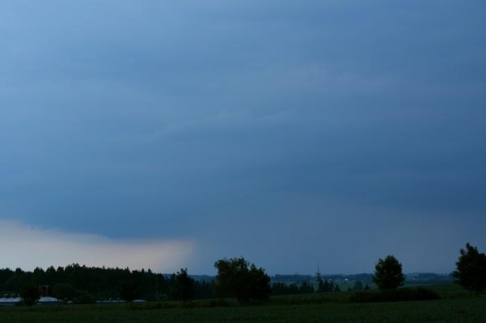 Další bouřka od jihozápadu - autor: Jan Džugan