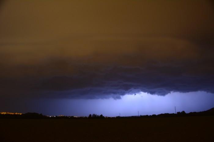 Základna bouřky - autor: Jan Džugan