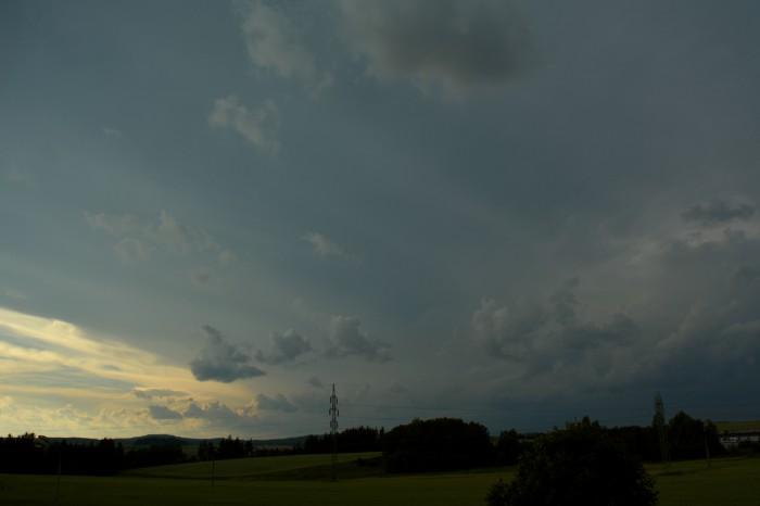 Kovadlina bouřky na severozápadě - autor: Jan Džugan
