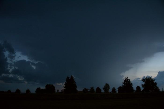 Slabší večerní bouřka - autor: Jan Džugan