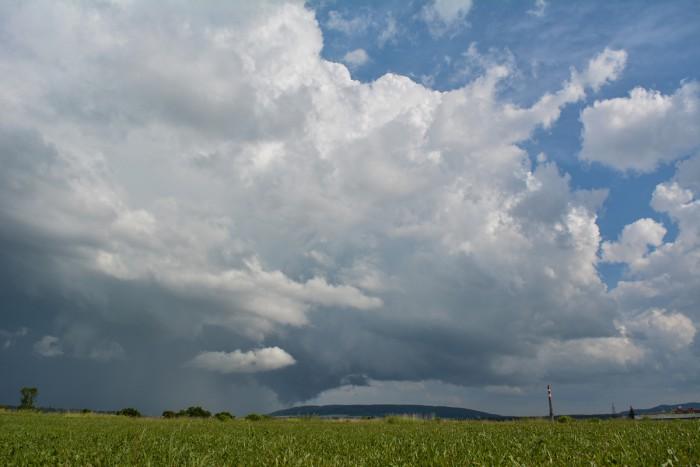 Odchod bouřky 2 - autor: Jan Džugan