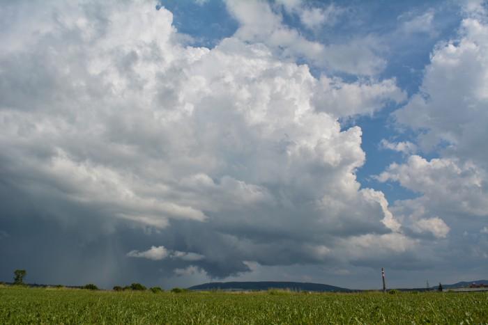 Odchod bouřky 3 - autor: Jan Džugan