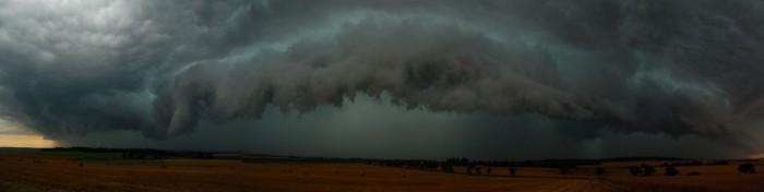 Panorama bouře 04082013 - autor: Jan Džugan