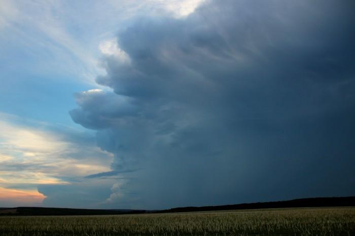 Celá supercelární bouře - autor: Jan Džugan