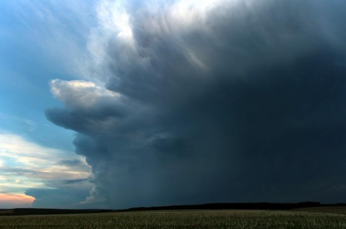 Celá supercelární bouře 2 - autor: Jan Džugan