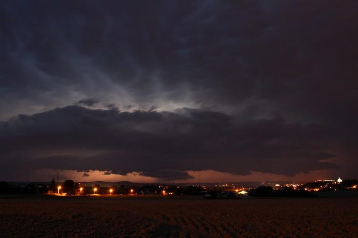 Nasvícená bouře 2 - autor: Jan Džugan