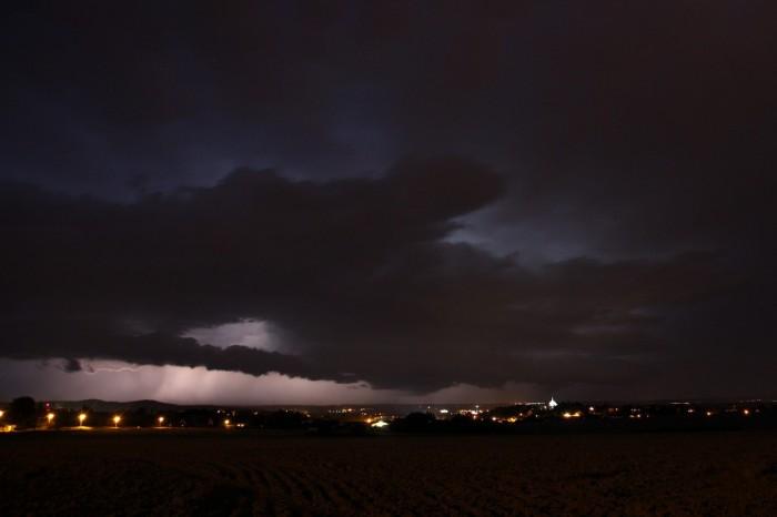 Slábnoucí bouře - autor: Jan Džugan
