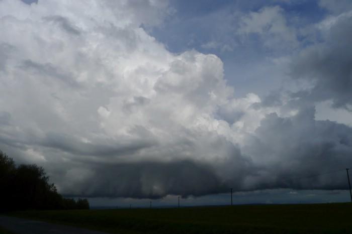 Vznik bouřky II - autor: Jan Džugan