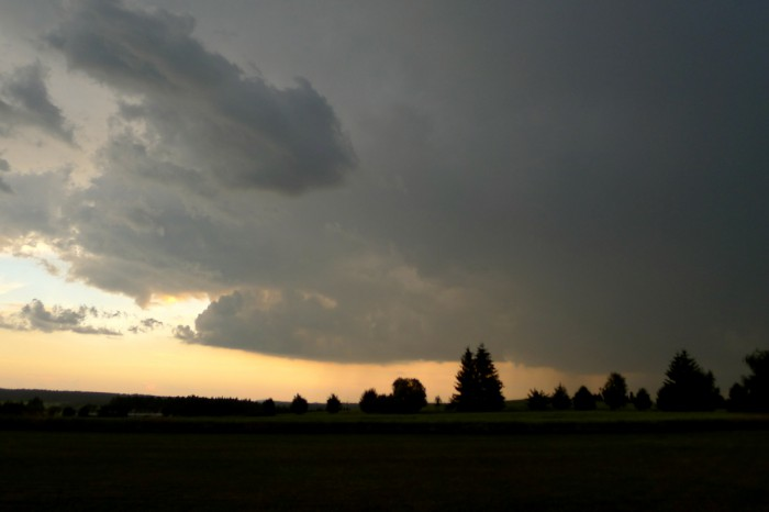 Jižní strana bouře - autor: Jan Džugan