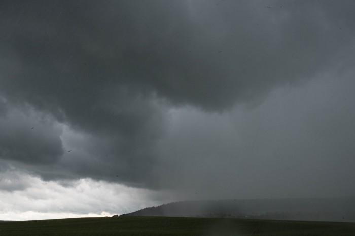 Příchod bouřky 03 - autor: Jan Džugan