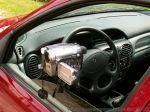 Použití bočního okénka vozu místo stativu - Marcel Vanžura