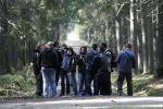 Hromadný výlet do lesa - autor: Miroslav Sedlmajer