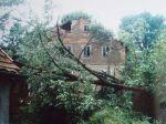 Škody na domu známých(přefoceno zfotografie) - autor: David Rýva