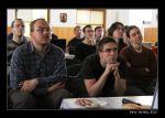 nikdo nevyrušoval a všichni pozorně poslouchali :-) - autor: Petr Novák