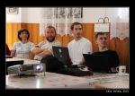 Lukáš Ronge a Honza Drahokoupil informují onových webových stránkách - autor: Petr Novák