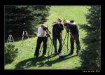 příprava focení společné fotografie - autor: Petr Novák