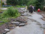 Poničený asfaltový povrch - autor: Tomáš Prouza